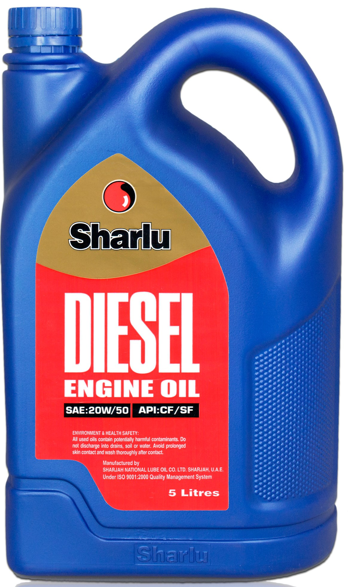 Sharlu Diesel Engine Oil (CF/SF)